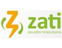 Logo da empresa Zati Soluções Tecnológicas e Automação.