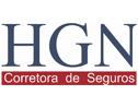 Logo da empresa HGN Corretora de Seguros