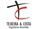 Logo da empresa Teixeira & Costa Engenheiros Associados