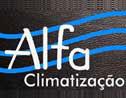 Logo da empresa Alfa Climatização