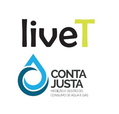 Foto - LiveT medição individualizada de água e gásContaJusta - Itron.