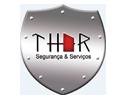 Logo da empresa Thor Segurança e Serviços