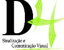 Logo da empresa D4 Sinalizações