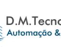 Logo da empresa D.M. Tecnologia