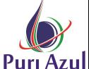 Logo da empresa Puri Azul - Soluções Ambientais