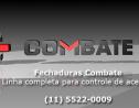Logo da empresa FECHADURAS COMBATE