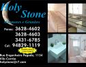 Logo da empresa Holy Stone Marmores e Granitos
