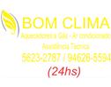 Logo da empresa Bom Clima Aquecedores a Gás e Ar Condicionado