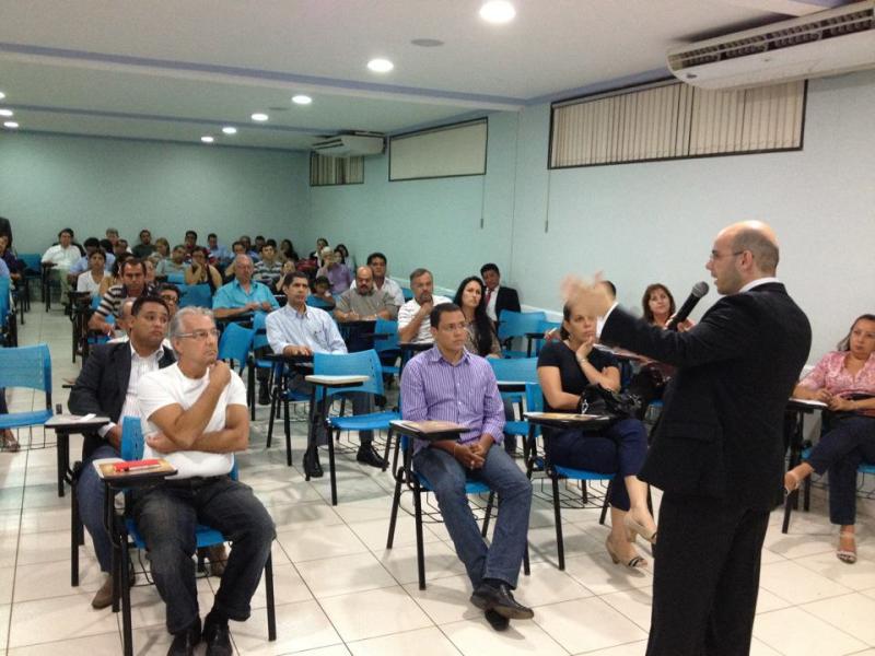 Foto - Encontro sindicos e subsindicos de Porto Velho