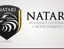 Logo da empresa Natari Serv.Facilities.Segurança eletronica e monitoramento
