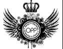 Logo da empresa OPP Design e Arquitetura