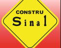Logo da empresa Construsinal