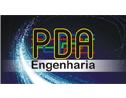 Logo da empresa PDA Engenharia