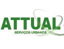 Logo da empresa Attual Serviços Urbanos
