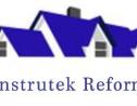 Logo da empresa Construtek Refoma e Manutençao