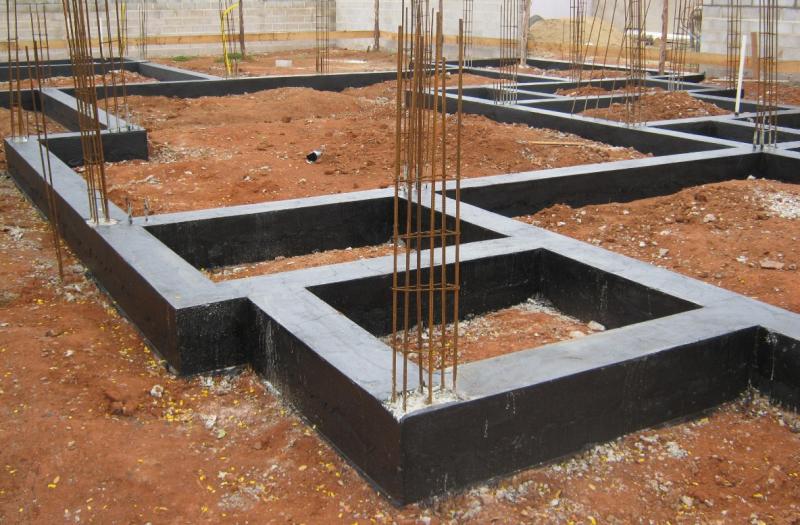 Foto - Impermeabilização de Fundações e Subsolos