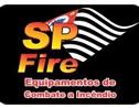 Logo da empresa SP Fire Equipamentos Contra Incêndio