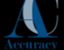 Logo da empresa Accuracy Consulting