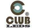Logo da empresa ClubLeds