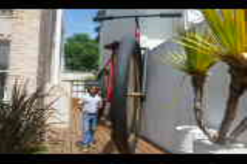 Foto - Residência do Sr. Juarez no Morumbi.