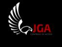 Logo da empresa JGA Controle de Acesso