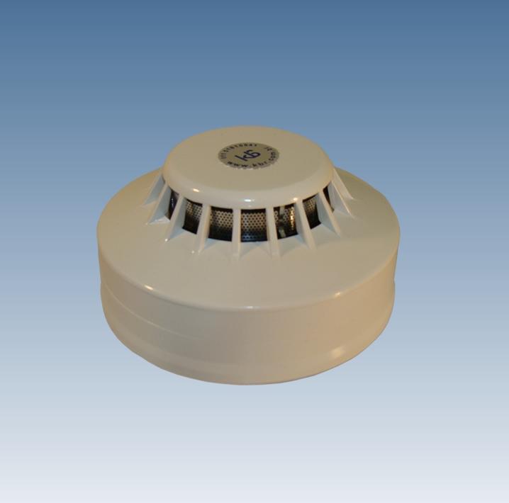 Foto - Detector óptico de fumaça