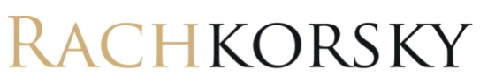 Logo da empresa Rachkorsky Advogados