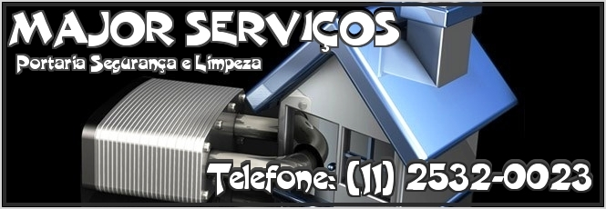 Foto - Empresa de terceirização de serviços de portaria, segurança e limpeza.
