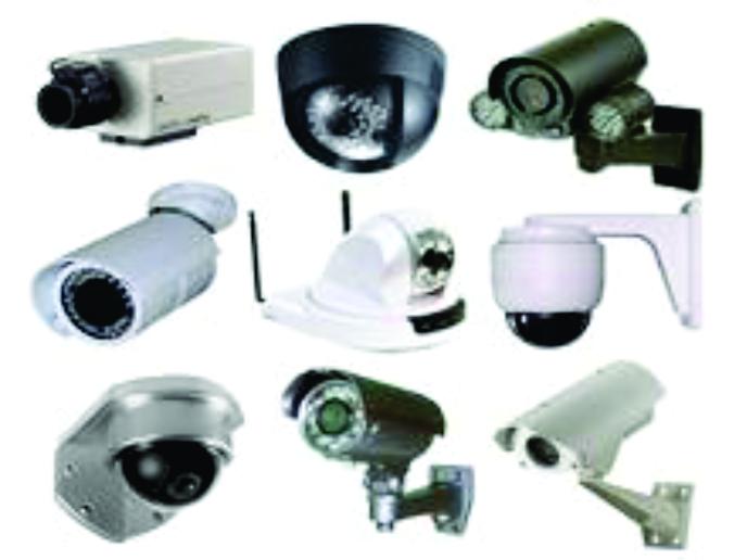 Foto - Câmeras de Monitoramento