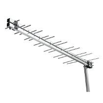 Foto - Antena Coletiva Digital UHF