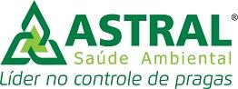 Logo da empresa Astral Saúde Ambiental