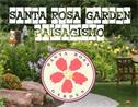 Logo da empresa Santa Rosa Garden Paisagismo