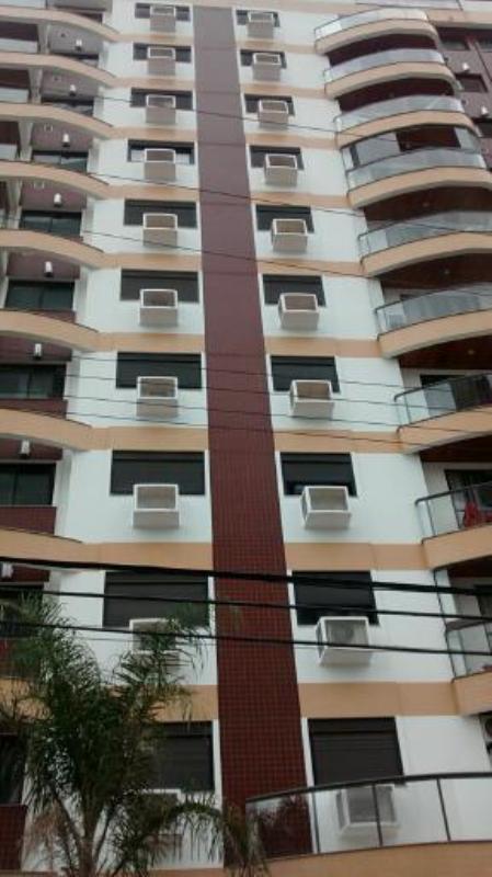 Foto - Apartamento padronizado com protetores Sercel