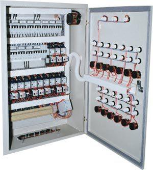 Foto - Manutenção, revenda e instalação de quadro de comando elétrico e componentes.