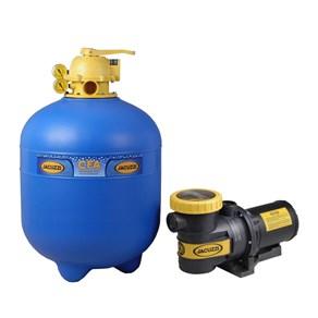Foto - Manutenção, revenda e instalação de sistema de filtragem de piscina e componentes.