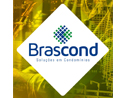 Logo da empresa BRASCOND – Brasil Singular Condomínios