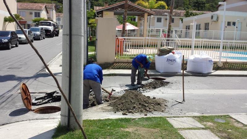 Foto - Reparos, reformas e obras de construção civil.