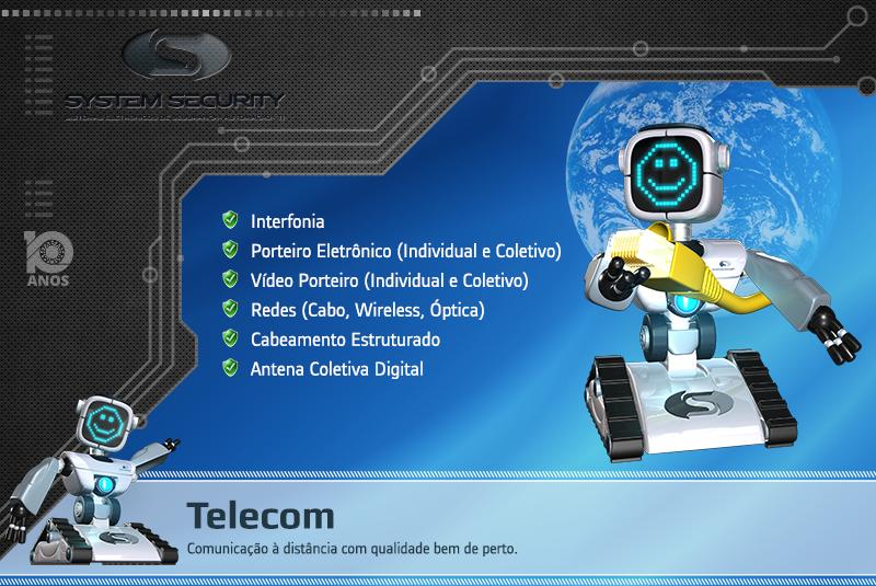 Foto - Saiba mais: www.systemsecurity.com.br