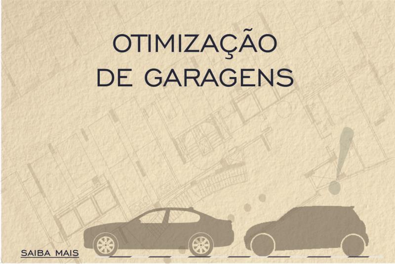 Foto - OTIMIZAÇÃO DE VAGAS E PROJETOS DE GARAGENS