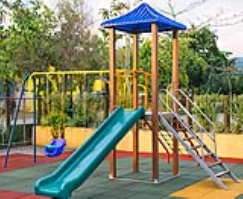 Foto - Playgrounds Ecológicos