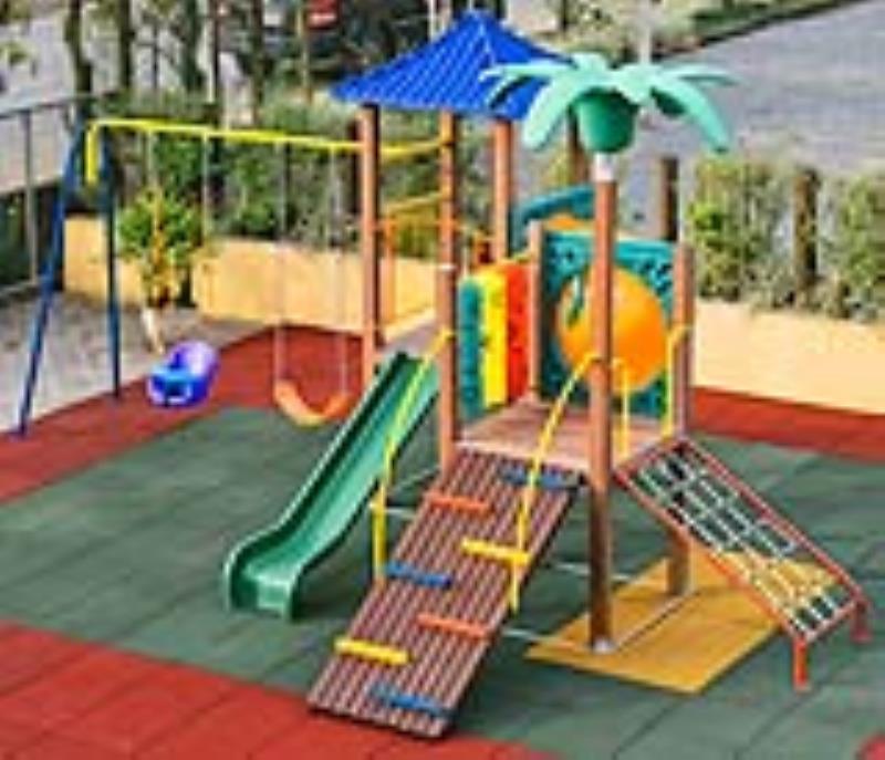 Foto - Brinquedos e Playgrounds Infantis
