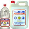 Foto - PISO CLEAN (ÁCIDO MURIÁTICO)Indicado para limpeza de sujeiras e incrustações inorganicas de calçadas, pedras, fachadas, pisos entre outros locais.