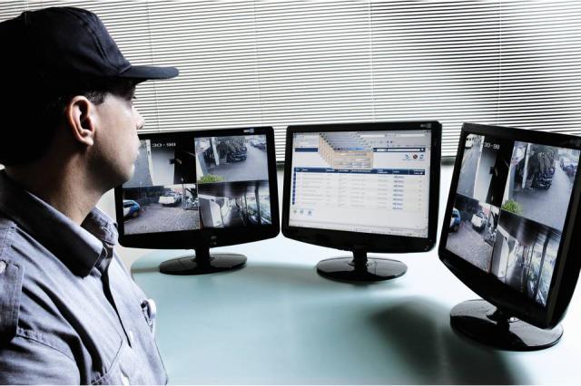 Foto - Segurança Eletrônica CFTV.