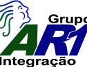 Logo da empresa AR1 integração
