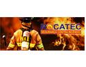 Logo da empresa Rocatec Segurança Contra Incêndios