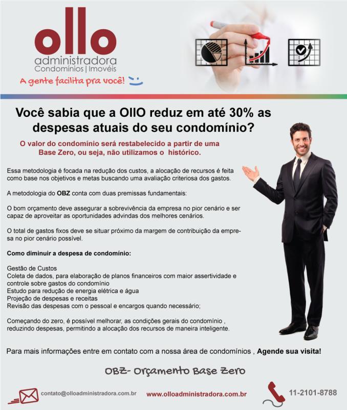 Foto - Saiba mais sobre a OBZ - Orçamento Base Zero