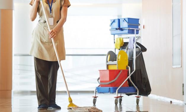 Foto - Serviços de limpeza - Corporativo