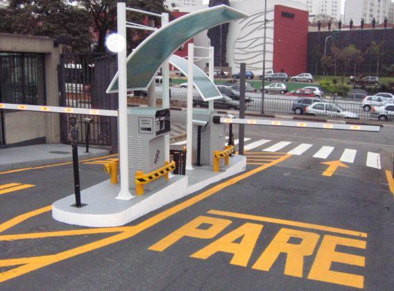 Foto - Operação de Estacionamentos