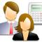 Logo da empresa F&P Assessoria Administrativa