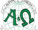 Logo da empresa Alpha e Omega Conservação